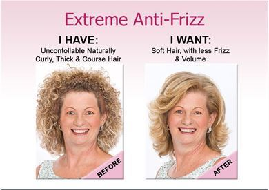 Picture for category Extreme Anti-Frizz Range