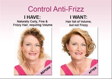 Picture for category Control Anti-Frizz Range