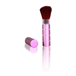 Picture of Retractable Blusher Brush - PINK