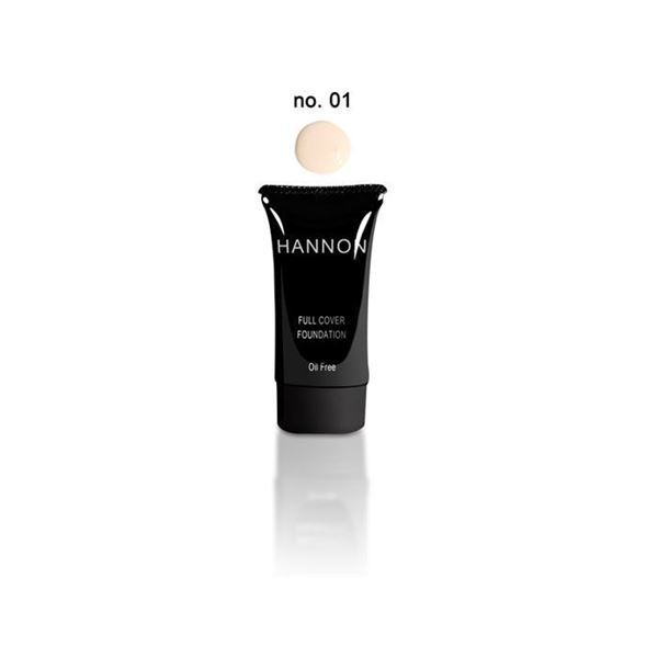 Picture of Full Cover Liquid Foundation No1