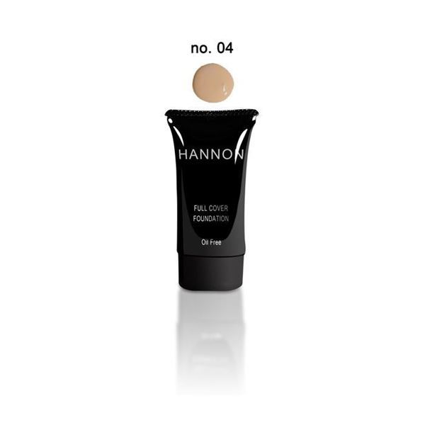 Picture of Full Cover Liquid Foundation No4