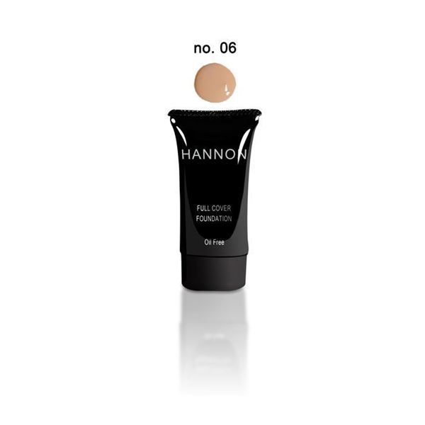 Picture of Full Cover Liquid Foundation No6