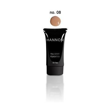 Picture of Full Cover Liquid Foundation No.8