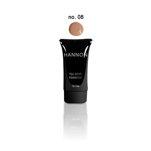 Picture of Full Cover Liquid Foundation No8