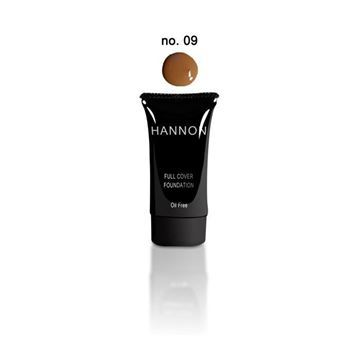 Picture of Full Cover Liquid Foundation No.9
